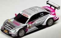 Audi A4 DTM 2009 Team Abt Lady Power K.L