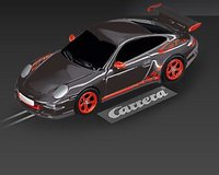 Porsche GT3 RS Grey Black/Guard red