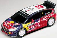 Citroen C4 WRC No.1 Red Bull 2008