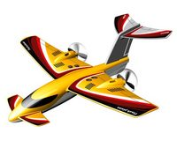 RC Lietadlo X-Twin:RC Turbo Fury