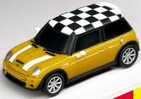 Mini Cooper S - Mellow Yellow
