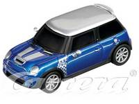 Mini Cooper S Checkmate - Hyper Blue Met
