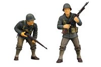 A03102362 VsArmy 1/24 Figures - US Infantry (2)