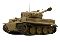 VsTank IR German Tiger I