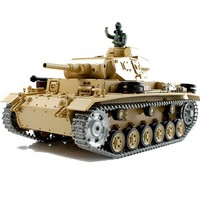 RC tank 1:16 Tauch PANZER III Ausf. H