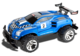 Carrera R/C auto Racing Machine blue