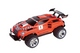 Carrera R/C auto Racing Machine red